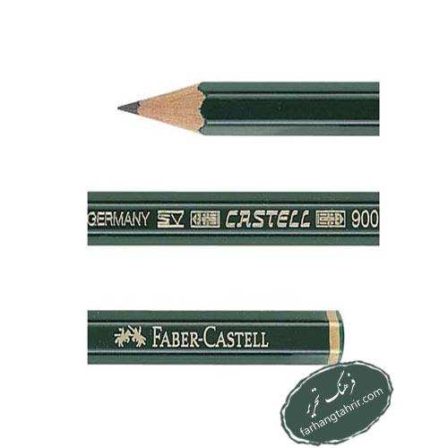 مداد گرافیتی کاستل