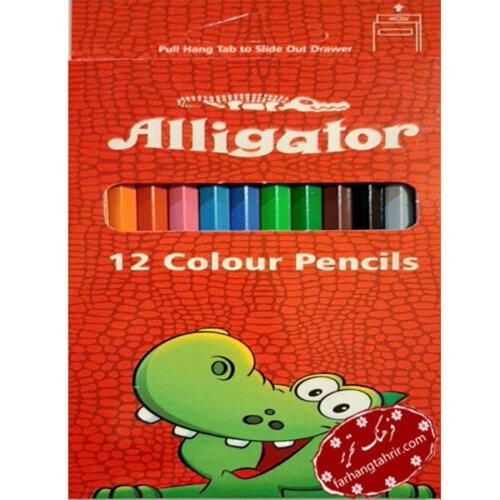 مدادرنگی 12 رنگ سوسمار Alligator