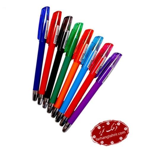 خودکارهای رنگی سیکلاس C.CLASS