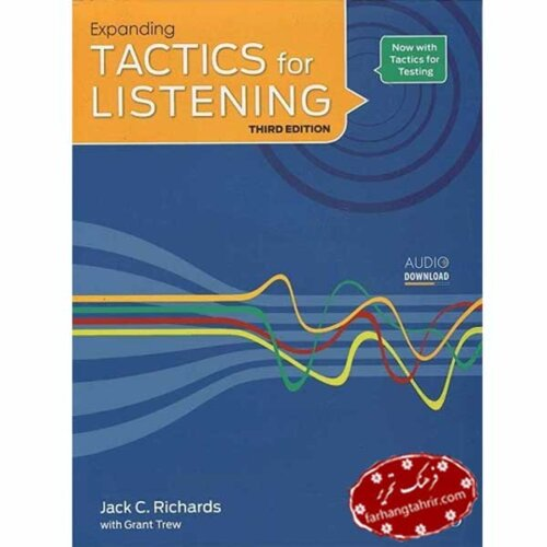 Expanding Tactics for Listening 3rd Edition