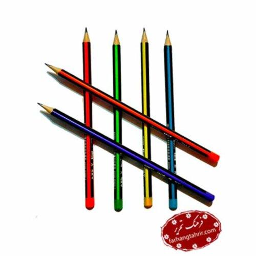 مداد مشکی اسکای HB S900 بسته 12 عددی